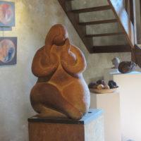 Installations et Expositions - La Madame à Epinouze - expo 2015
