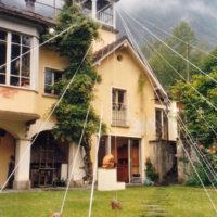 Installations et Expositions - Tutti Quanti - Suisse Tessin 2004
