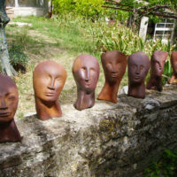 Sculptures Exterieures - Petit à petit
