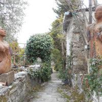 Sculptures Exterieures - Après la Danse