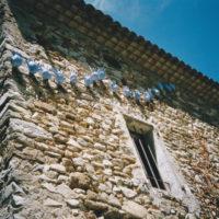 Installations et Expositions - La Ferme des Arts - Vaison la Romaine 1999