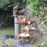 Sculptures Exterieures - La Source et ses Vasques