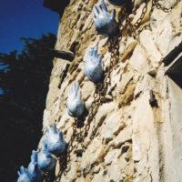 Installations et Expositions - Les Mains Bleues - Vaison la Romaine 1999