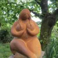 Sculptures Exterieures - La Madame