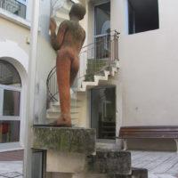 Sculptures Exterieures - Il Pleut