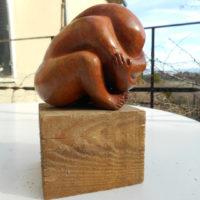 Bronzes - En boule (10cm)