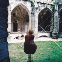 Installations et Expositions - Les Ames - Cloître de Villeneuves-Lez-Avignon 2003