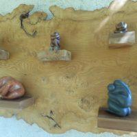 Bronzes en expo - sculpture bronze par Chantal Lozac'Hmeur